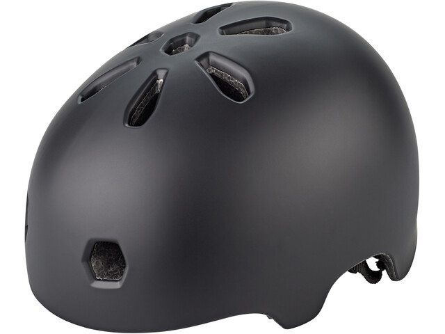 TSG Meta Solid Color Helm satin black